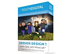 Youth Digital Server Design 1: Learn Java with Minecraft®