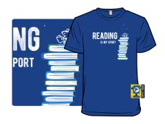 Reading Is My Sport