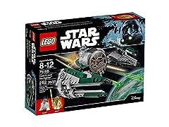 LEGO Star Wars Yoda's Jedi Starfighter Building Kit