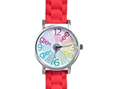 Starburst Logo Watch - Red Band