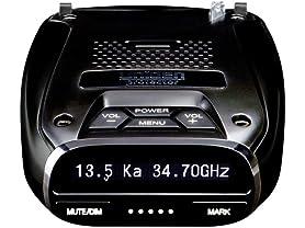 Uniden DFR7 Long Range Radar/Laser Detector