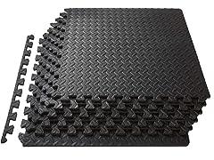 Epic Fitness EVA Foam Interlocking Tiles