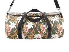 Autumn Lily Duffle Bag