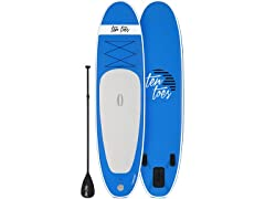 Ten Toes 10' Weekender SUP Bundle