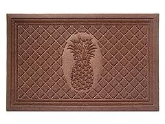 Pineapple Weather Beater Polypropylene Doormat