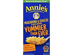 Annie's Macaroni and Cheese