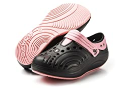 Women's Spirit Toner - Black/Soft Pink