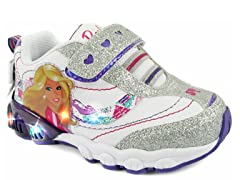 Barbie Light-Up Sneaker (8-11 Tod)