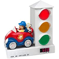 It's About Time Stoplight Alarm Clock (2 Choices)