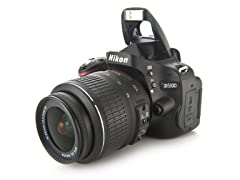 Nikon 16.2MP DSLR Camera w/ 18-55mm Lens