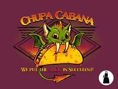 ChupaCabana Apron