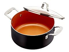 5Qt Stock Pot with Lid