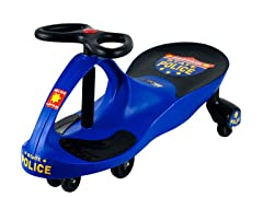 Lil' Rider Wiggle Car - Police