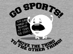 Go Sports! - Heather Remix