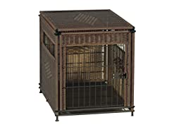 Small Pet Residence - Dark Brown