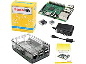 CanaKit Raspberry Pi 3 Kits - Basic Kit