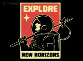 Explore New Horizons
