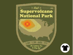 Visit Supervolcano National Park