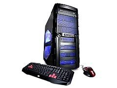CS612 AMD 8-Core 16GB DDR3 BDROM Desktop