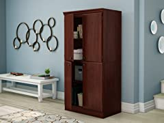 Morgan Storage Cabinet - Tall (3 Colors)