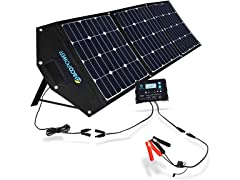 ACOPOWER 120W Foldable Solar Panel Kits