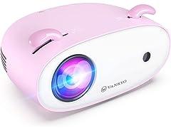 VANKYO Miracle 120 Mini Projector (Open Box)