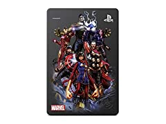 Seagate Game Drive for PS4 Marvel's Avengers