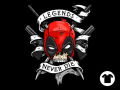 Legends Never Die II