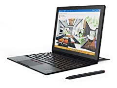 "Lenovo X1 12"" M5 4GLTE Detachable Laptop"