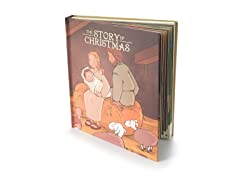 Record-A-Story Book- Story of Christmas