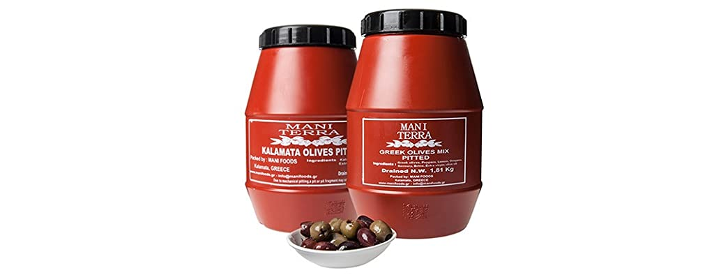 Mani Foods Greek Olives - (Your Choice)