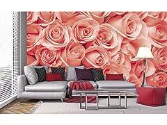 Roses Wall Mural