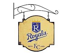 Kansas City Royals Vintage Tavern Sign