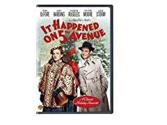 It Happened on 5th Avenue [DVD]