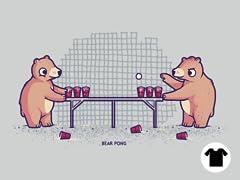 Bear Pong!