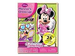 Disney Minnie BowTique Magnetic Dress-Up