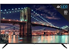 TCL  55-Inch 4K Ultra HDRoku Smart LED TV