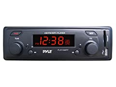 In-Dash AM/FM-MPX Receiver MP3/USB/SD