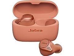 Jabra Elite Active 75t True Wireless ANC Bluetooth Earbuds
