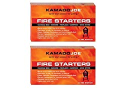 Kamado Joe KJFS Fire Starters - 24 Count