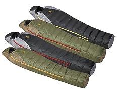 Slumberjack Mummy Sleeping Bags