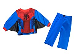 Spiderman Uniform 2-Piece Set (4-8)