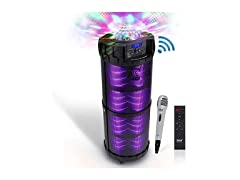 Outdoor Wireless Boombox Stereo System