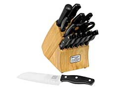 Chicago Cutlery 15-Piece Cutlery Set