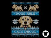 Retriever - Cats vs. Dogs Sweater