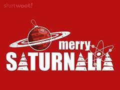 Merry Saturnalia