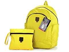 Go!Sac Backpack, Yellow