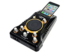 iMixer 30-pin iPod DJ Player & Scratch System