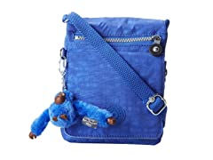 Eldorado Small Shoulder Bag, Glacier Blue