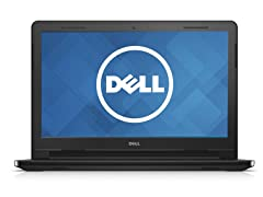 "Dell Inspiron 14"" Laptop (Intel Celeron, 2GB, 500GB, Black)"